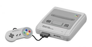 Nintendo, retrogaming, SNES Classic Mini