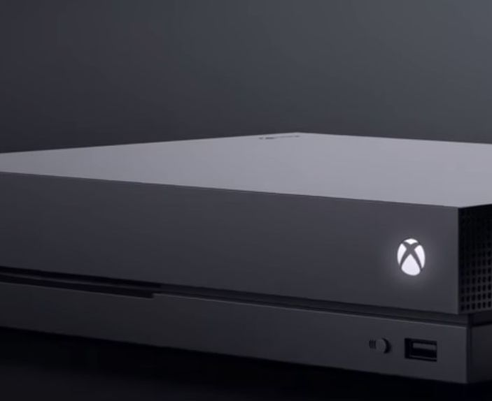 Microsoft, nouvelle console, Xbox One X