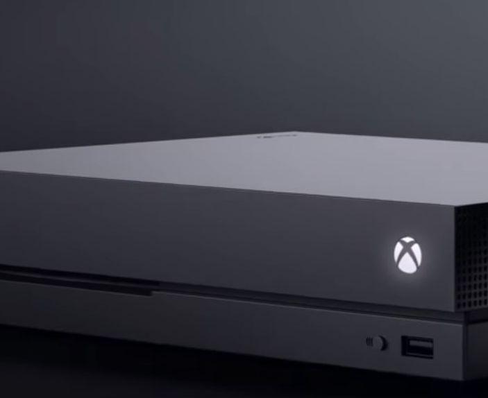 Microsoft, nouvelle console, Xbox One X