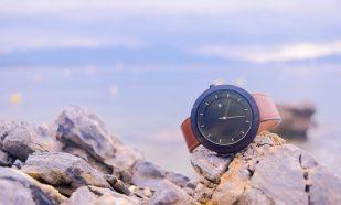High Tech, montre écologique, montre en bois
